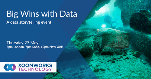 Big wins with data  event 27 May